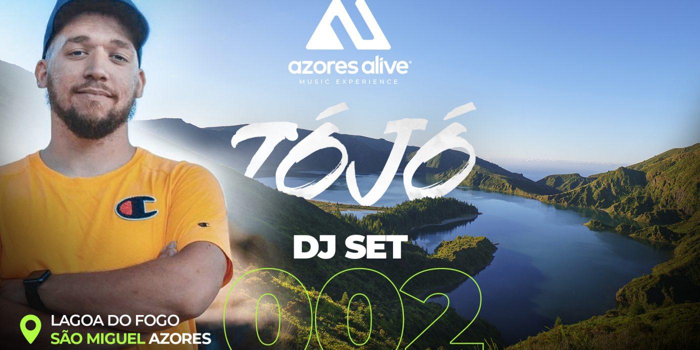 #002 DJ SET / TÓJÓ @ Lagoa do Fogo, São Miguel